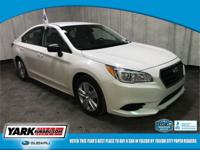 New Price! CARFAX One-Owner. 2015 Subaru Legacy 2.5i