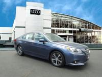 This Economy Certified 2015 Subaru Legacy 2.5i Limited