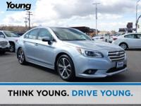 2015 Subaru Legacy 2.5i Limited This vehicle is nicely