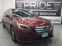 Don't let the miles fool you! AWD! This great 2015