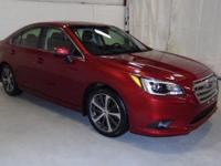 Recent Arrival! 2015 Subaru Legacy 2.5i New Price!