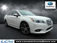 Legacy 2.5i, Carfax One Owner!, *Local Trade, Not a
