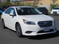 2015 Subaru Legacy 2.5i Limited CVT Sedan AWD 2.5i