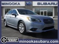 Take command of the road in the 2015 Subaru Legacy!