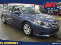 CARFAX One-Owner. Clean CARFAX. Twilight Blue Metallic