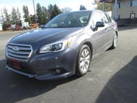 Options:  2015 Subaru Legacy 2.5I Premium