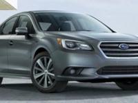 2.5i Premium trim. FUEL EFFICIENT 36 MPG Hwy/26 MPG