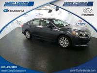 Come see this 2015 Subaru Legacy 2.5i Premium. Its