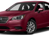 Options:  2015 Subaru Legacy 2.5I Premium|Miles: