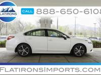 Flatirons Imports is offering this 2015 Subaru Legacy