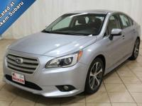 This 2015 Subaru Legacy is a tremendous vehicle with