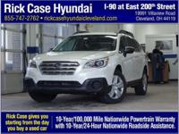 10 YEAR, 100,000 MILE PRE-OWNED WARRANTY INCLUDING