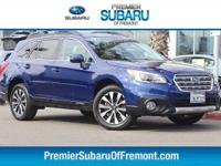 Options:  2015 Subaru Outback 2.5I 4D Sport Utility|12