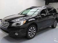This awesome 2015 Subaru Outback 4x4 comes loaded with