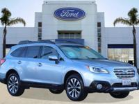 Options:  2015 Subaru Outback 2.5I Limited|Silver/|V4