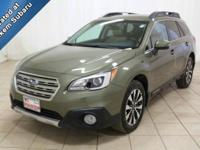 Options:  2015 Subaru Outback 2.5I Limited|This 2015