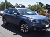 CARFAX One-Owner. Clean CARFAX. Blue 2015 Subaru