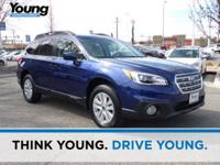 2015 Subaru Outback 2.5i Premium This vehicle is nicely