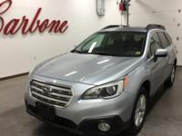 CARFAX One-Owner. Clean CARFAX. Silver 2015 Subaru