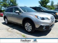 CARFAX 1-Owner, Excellent Condition, Subaru Certified,
