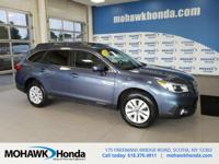 Recent Arrival! This 2015 Subaru Outback 2.5i in