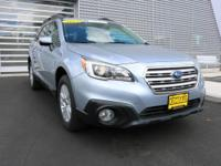 This 2015 Subaru Outback 2.5i Premium is proudly