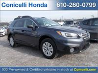 This 2015 Subaru Outback 2.5i Premium is priced to