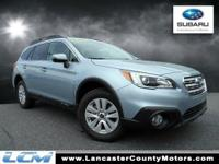 Outback 2.5i, Carfax One Owner!, *Local Trade, Not a