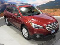 EPA 33 MPG Hwy/25 MPG City! CARFAX 1-Owner, GREAT MILES