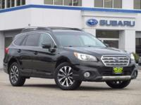 **** SMOOTH SIX CYLINDER POWER **** This 2015 Subaru