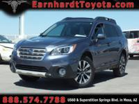 We are excited to offer you this 2015 Subaru Outback