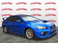 STI LAUNCH EDITION ~ ONE OWNER VEHICLE ~ 2.5L DOHC