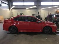 Clean Carfax - No Accidents and One Owner. Red Hot! All