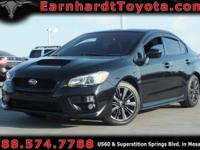 We are pleased to offer you this 2015 Subaru WRX which