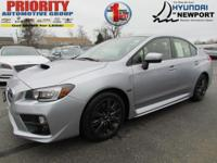 This used 2015 Subaru WRX in MIDDLETOWN, RHODE ISLAND
