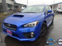 Options:  2015 Subaru Impreza Wrx|Blue|*Subaru