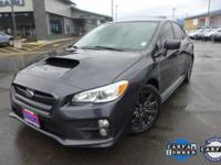 Options:  2015 Subaru Impreza Wrx|6 Speakers|Am/Fm