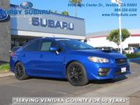 Certified. Clean CARFAX. One Owner!, Impreza WRX