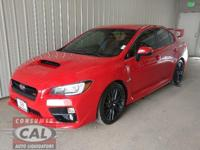 Options:  2015 Subaru Wrx Sti 4Dr Sdn|4 Cylinder