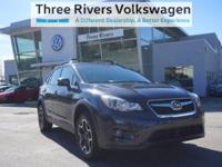CARFAX One-Owner. Dark Gray Metallic 2015 Subaru XV