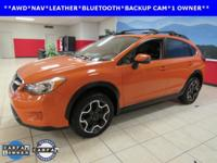 ONE OWNER, BACKUP CAM, BLUETOOTH, HEATED SEATS,