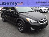The 2015 Subaru XV Crosstrek Limited is a versatile
