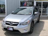 Discerning drivers will appreciate the 2015 Subaru XV
