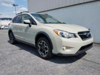 34/26 Highway/City MPG Clean CARFAX. 2015 Subaru XV