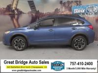 2015 Subaru XV Crosstrek CARS HAVE A 150 POINT INSP,