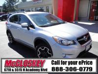 ONE OWNER & ONLY 17K Miles!! This 2015 Subaru XV