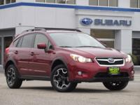 **** OFF LEASE TURN-IN VEHICLE **** This 2015 Subaru XV