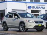 ** OFF LEASE TURN-IN VEHICLE ** This 2015 Subaru XV