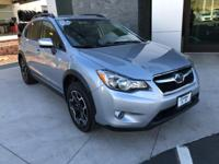 Clean CARFAX One Owner. Silver 2015 Subaru XV Crosstrek