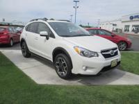 Dare to compare!!! This healthy XV Crosstrek seeks the